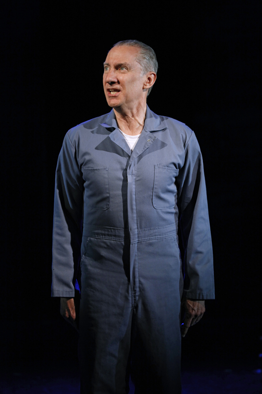 David Garrison as Hannibal Lecter in SILENCE! The Musical