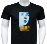 Silence! the Musical - Poster Art T-Shirt
